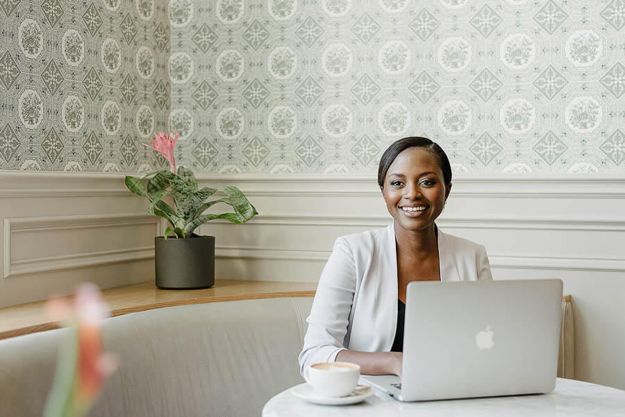 Michelle Kaweesa Business Portraits